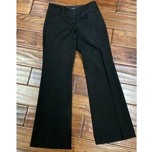 Women's Black Express Dress Pants